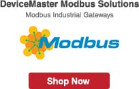 Devicemaster Modbus Solutions
