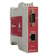 RTS DB9 1port 1E right 180px - DeviceMaster UP EtherNet/IP™