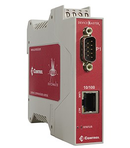 RTS DB9 1port 1E right 300px - DeviceMaster UP PROFINET IO