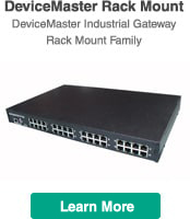 Devicemaster Rack Mount