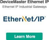 Devicemaster Ethernet IP