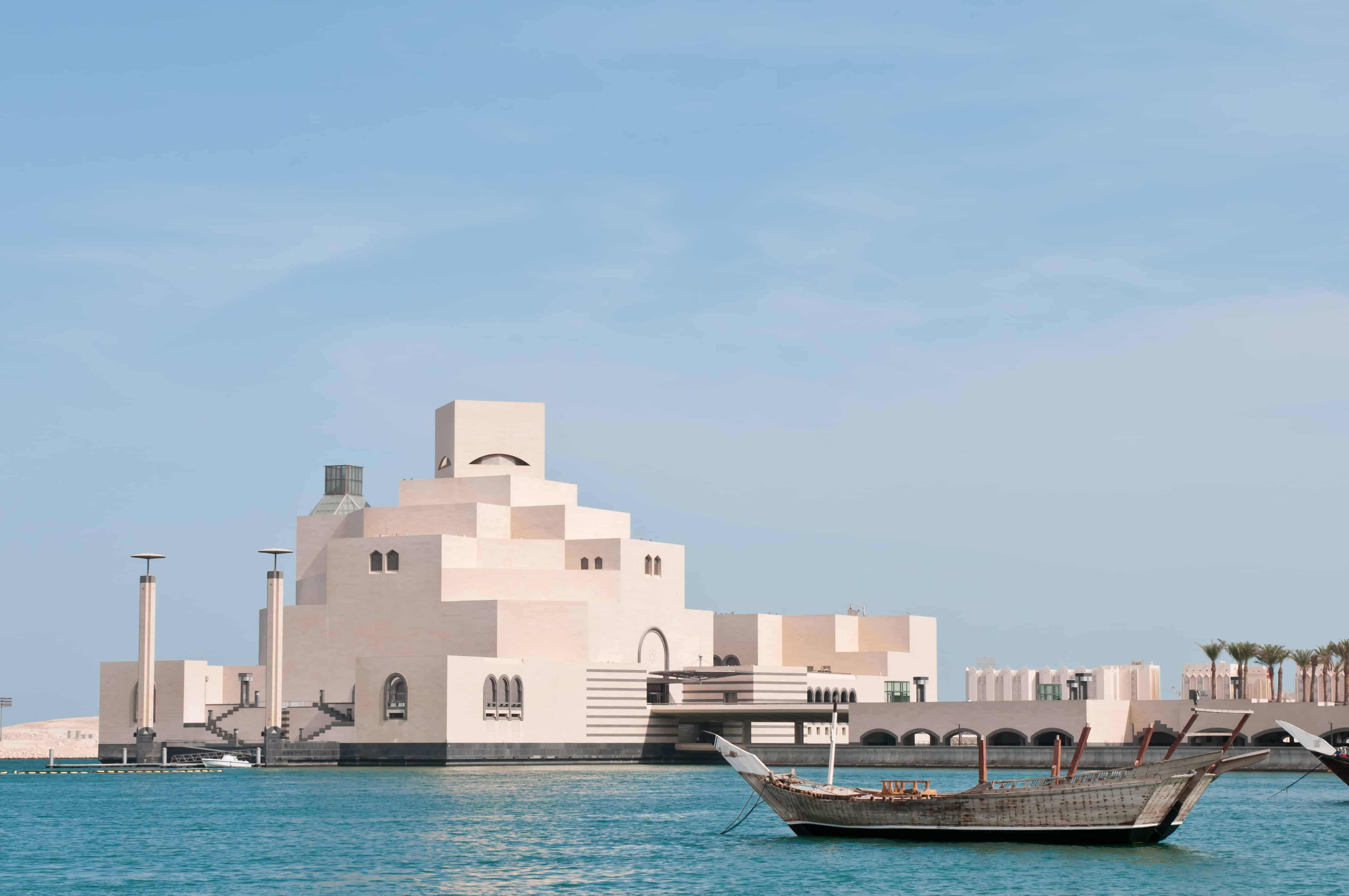 Comtrol in Conjunction with Navtech Security Systems Creates Perimeter Security for Museum of Islamic Art in Doha, Qatar