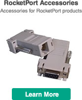 RocketPort Accessories