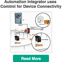 Automation Integrator Comtrol for Device Connectivity