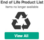 End of Life Products