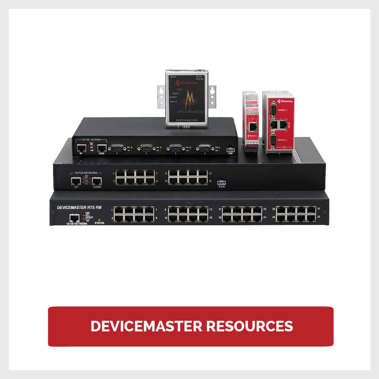 DeviceMaster Resources