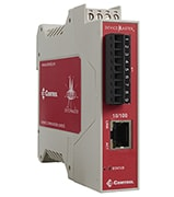 RTS Terminal Strip 1port 1E right 180px - DeviceMaster EtherNet/IP™