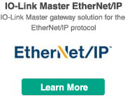 IO-Link Master Ethernet IP